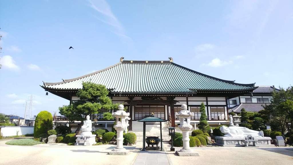 林光寺の本殿