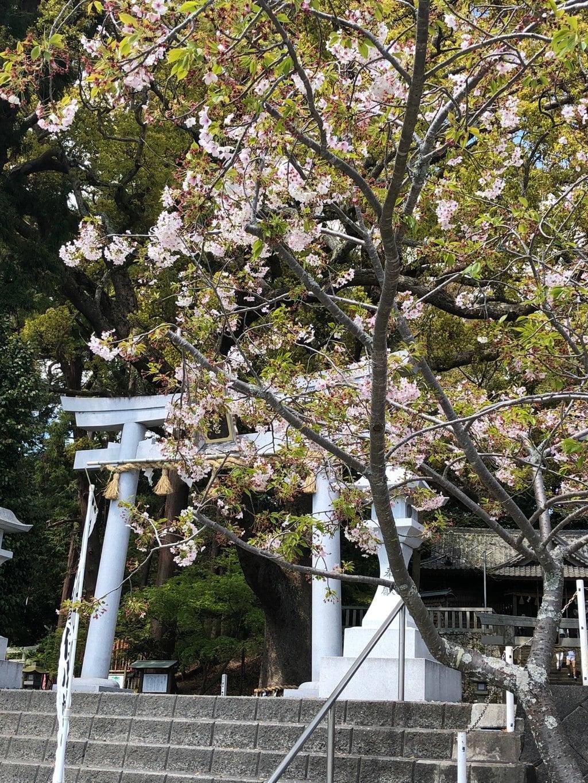 事任八幡宮の建物その他(静岡県菊川駅)