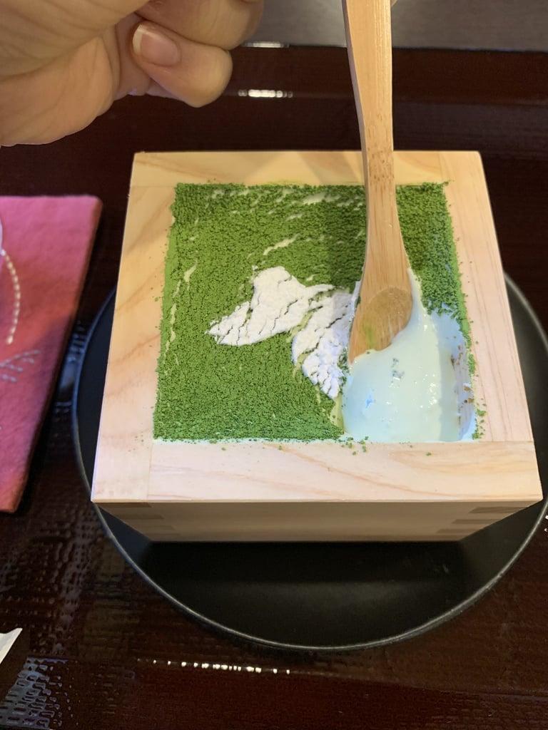 櫻山八幡宮の食事