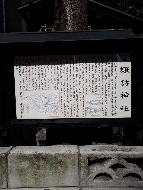 諏訪神社(東京都田原町駅)