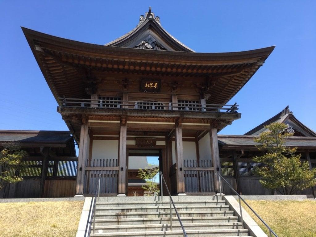 大悲山 浄海院 小松寺の山門