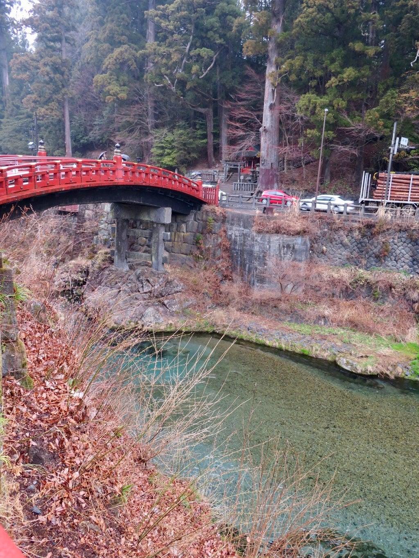 神橋(二荒山神社)の景色