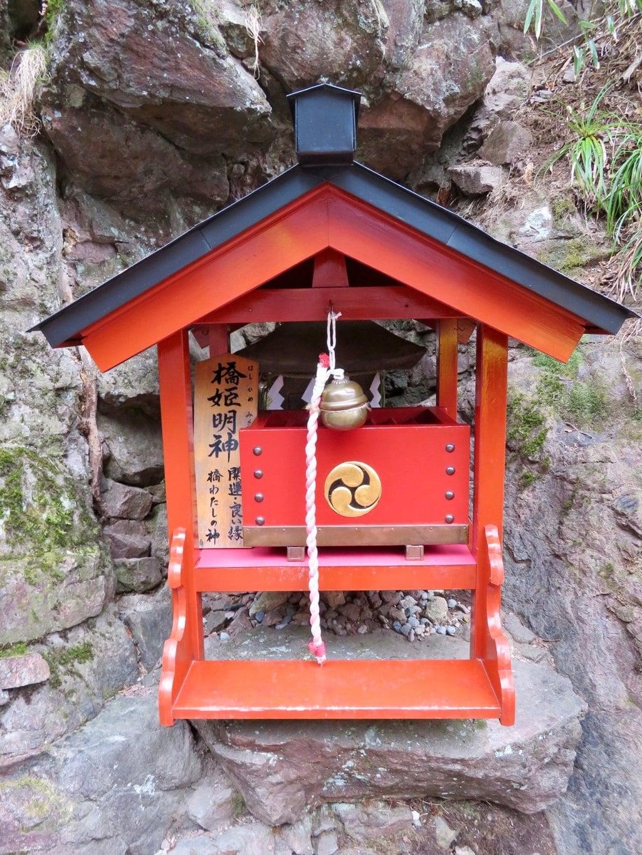 神橋(二荒山神社)の本殿