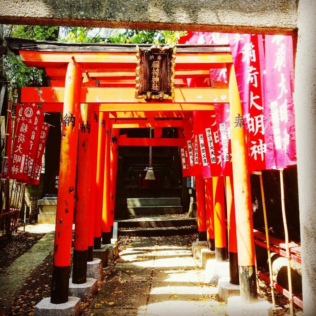 諏訪神社のその他
