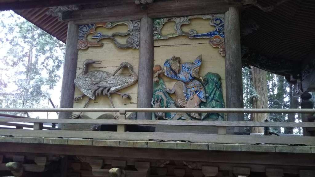 鹿島神社(茨城県静駅)