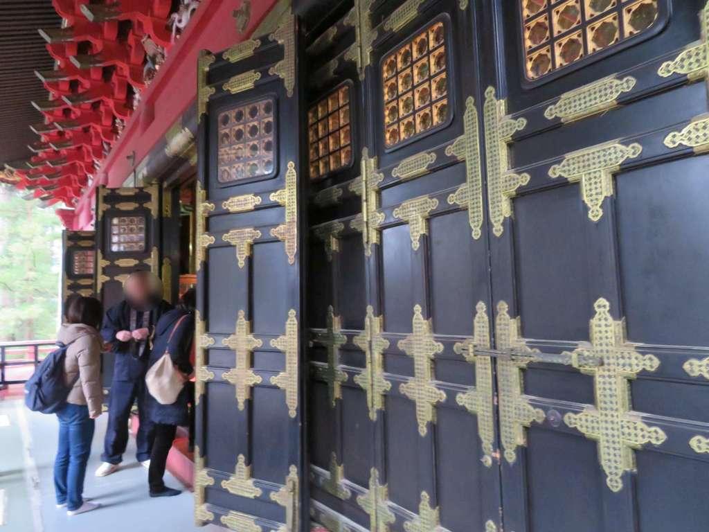 日光東照宮の建物その他