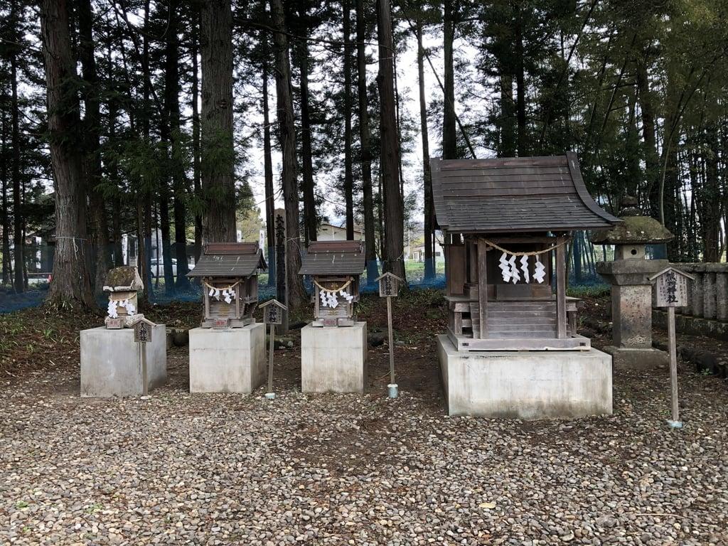 秋保神社の末社