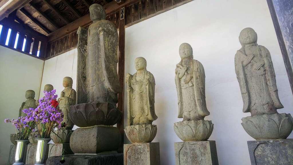 豊泉寺の地蔵
