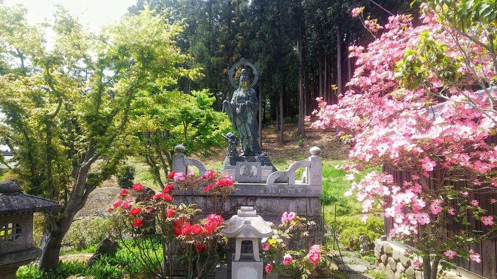 豊泉寺の仏像