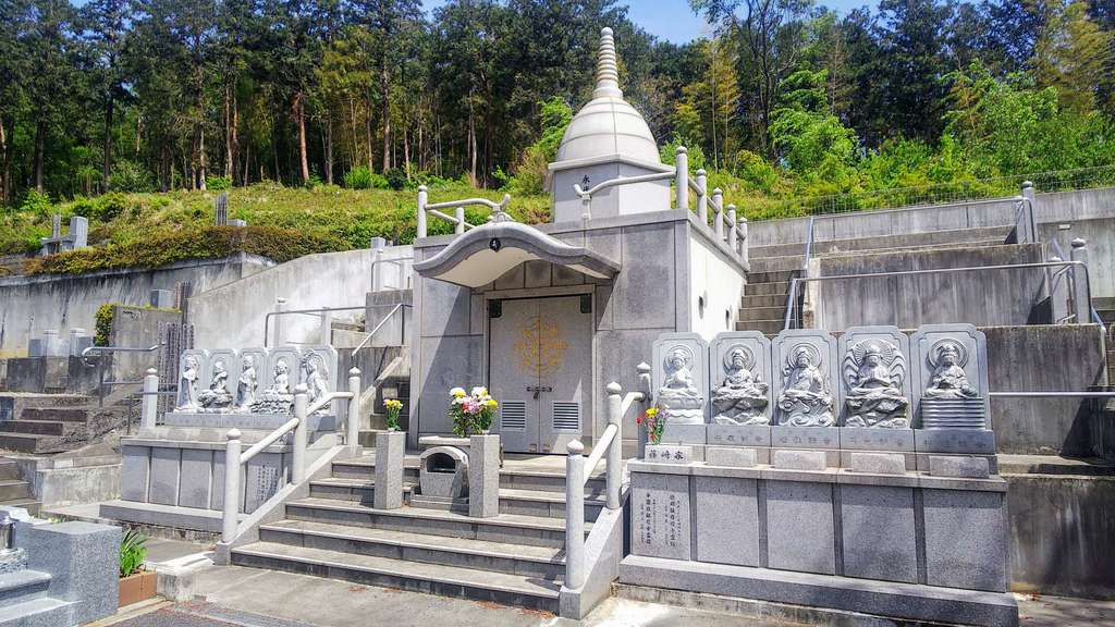 豊泉寺のお墓