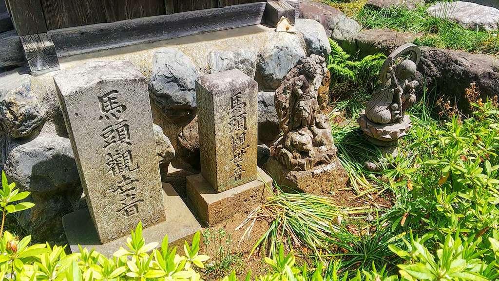 豊泉寺の像