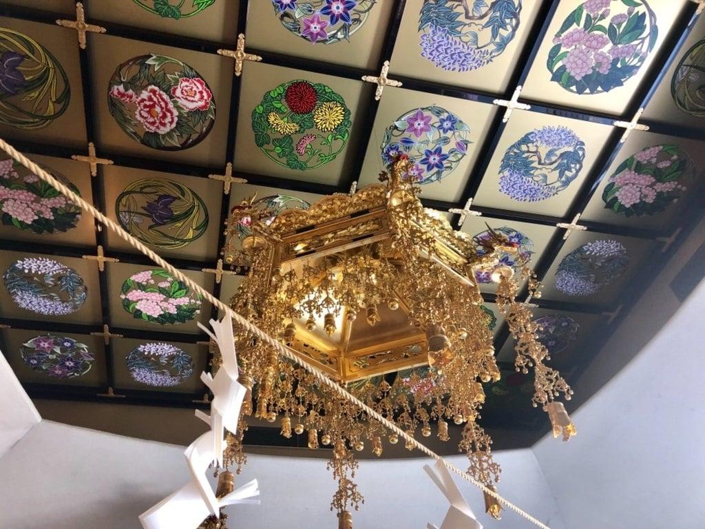妙経寺の芸術