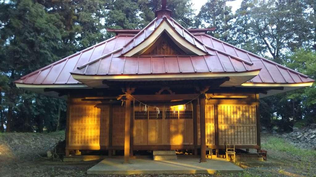 二所神社(茨城県)