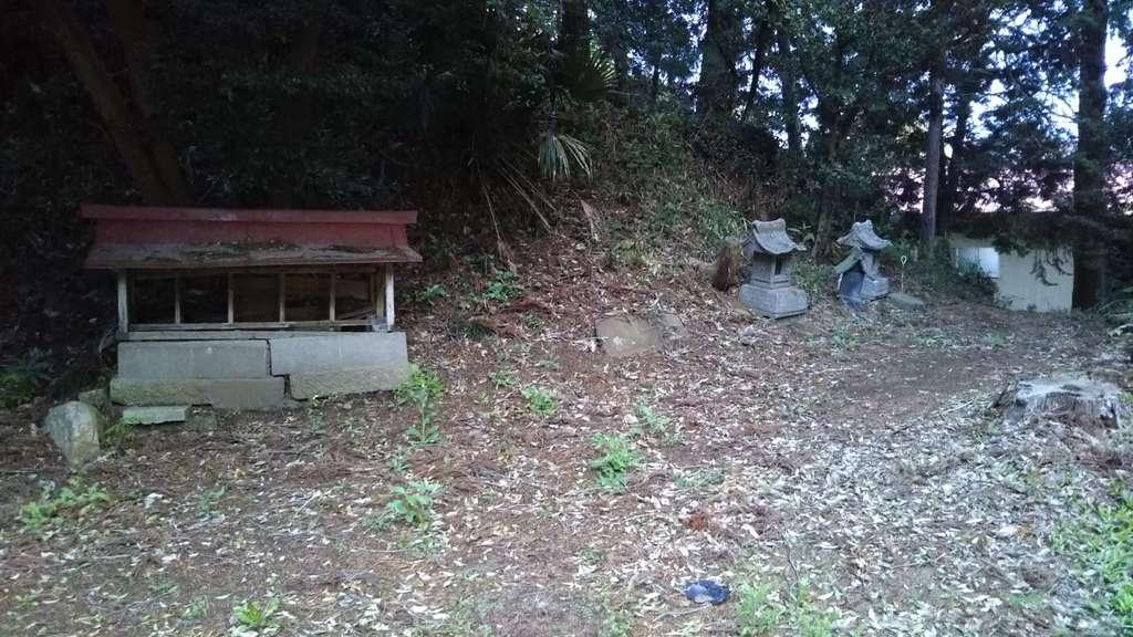 二所神社の末社