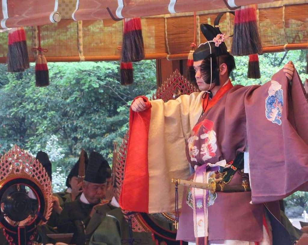 熱田神宮の神楽