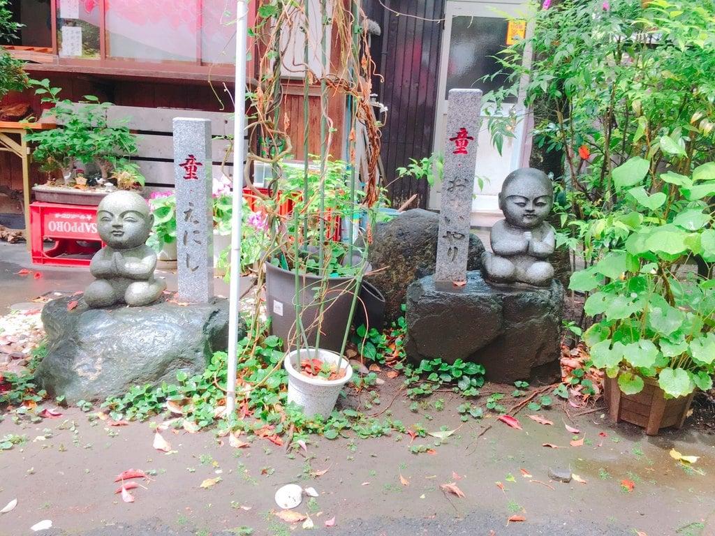 天祖神社の地蔵
