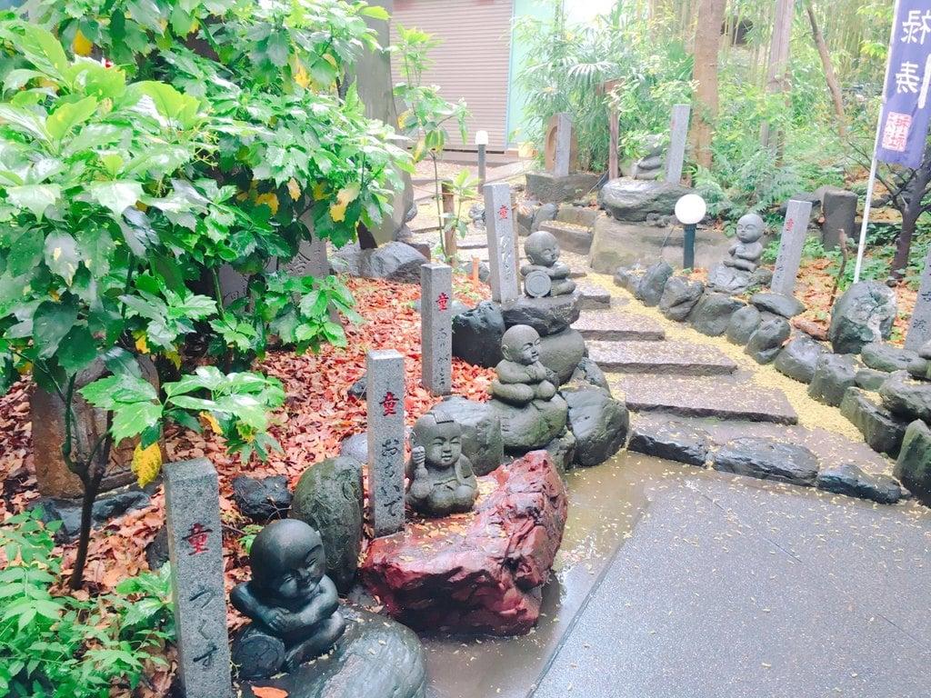 天祖神社の仏像