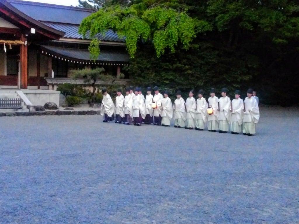 熱田神宮のお祭り