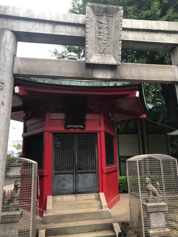 正覚寺の末社