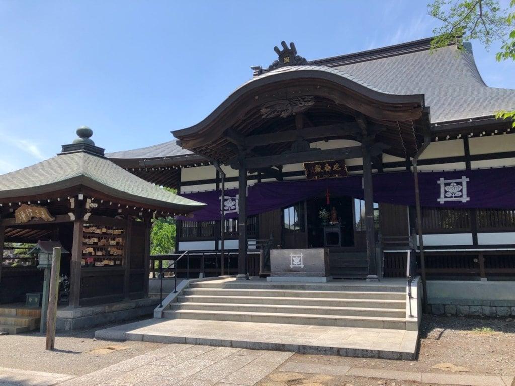 本立寺の本殿