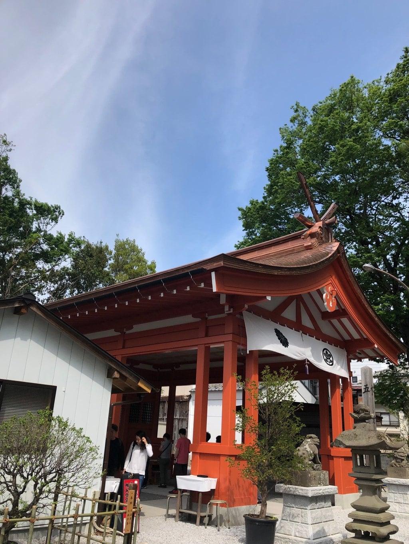 秩父今宮神社の本殿