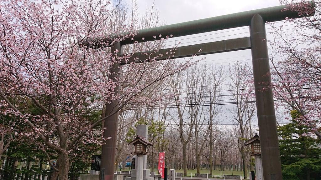 烈々布神社(北海道)