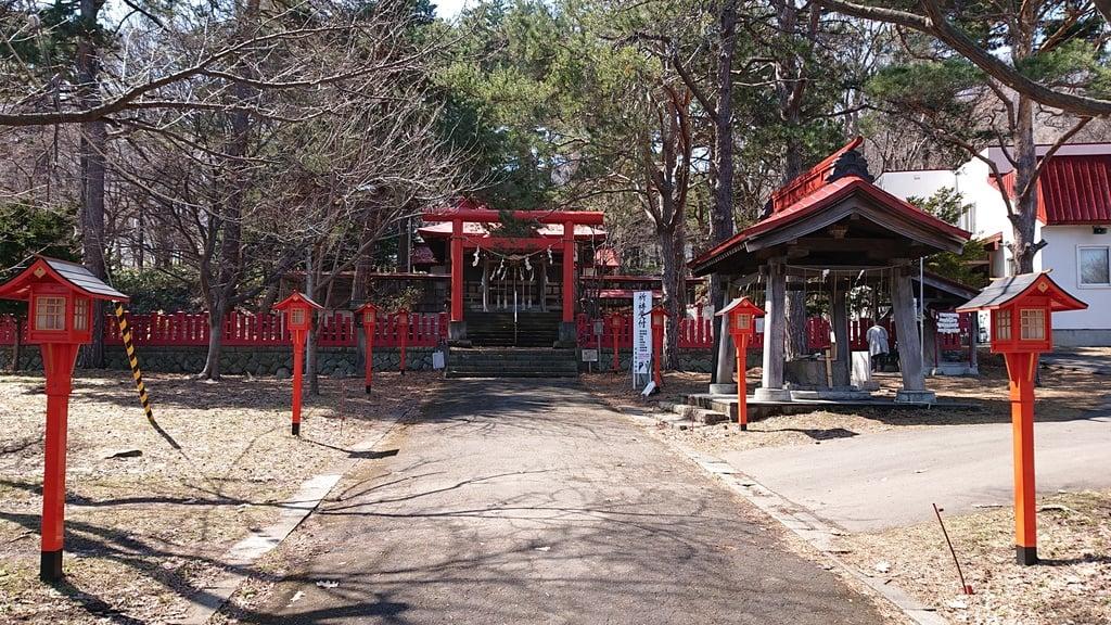 札幌伏見稲荷神社の建物その他