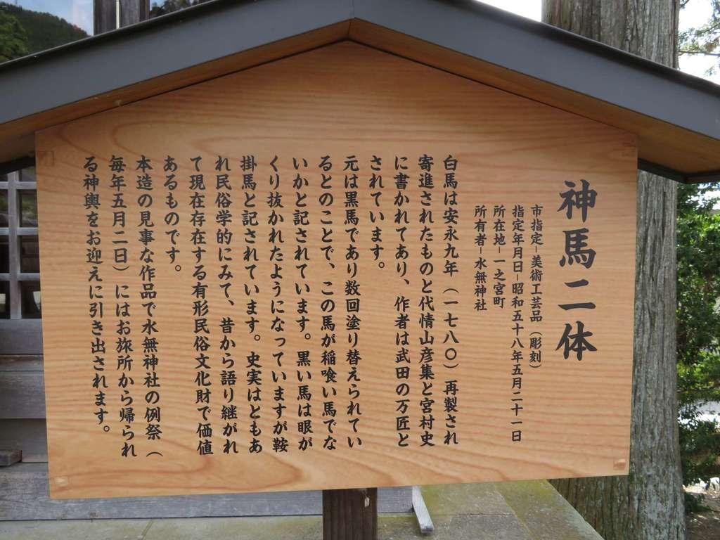 飛騨一宮水無神社の歴史