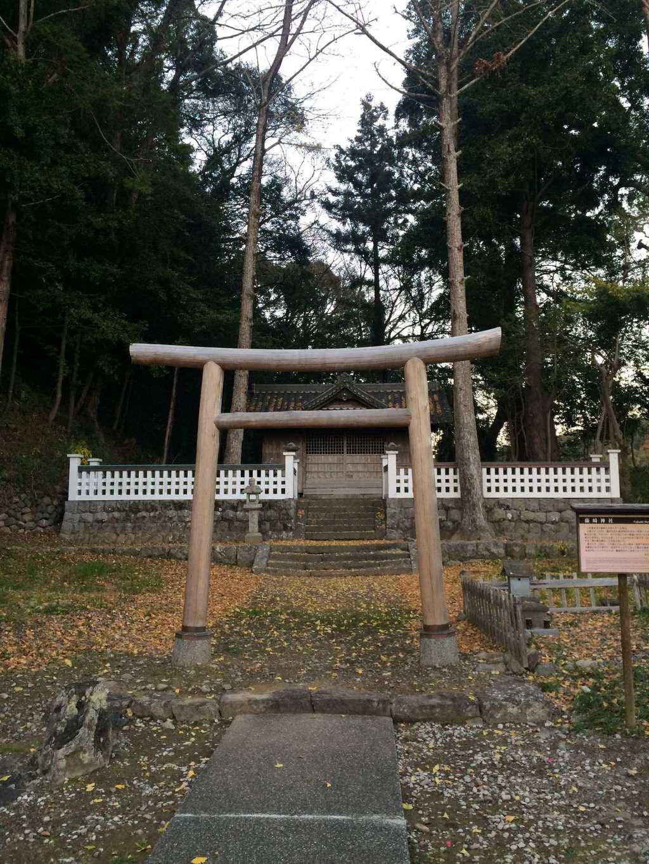 藤崎神社の鳥居