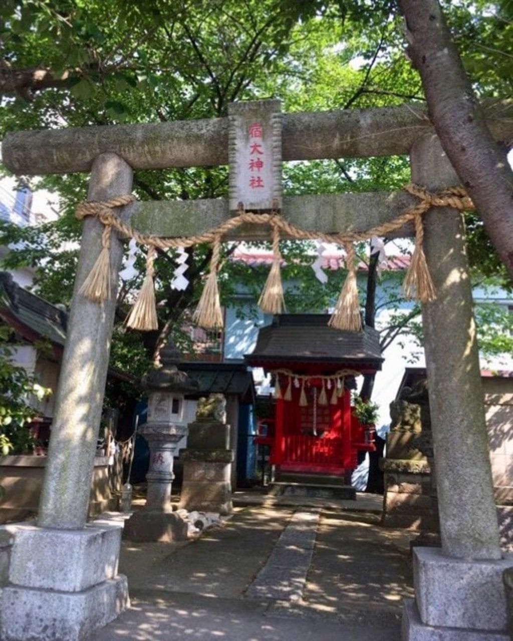 宿大神社(千葉県)