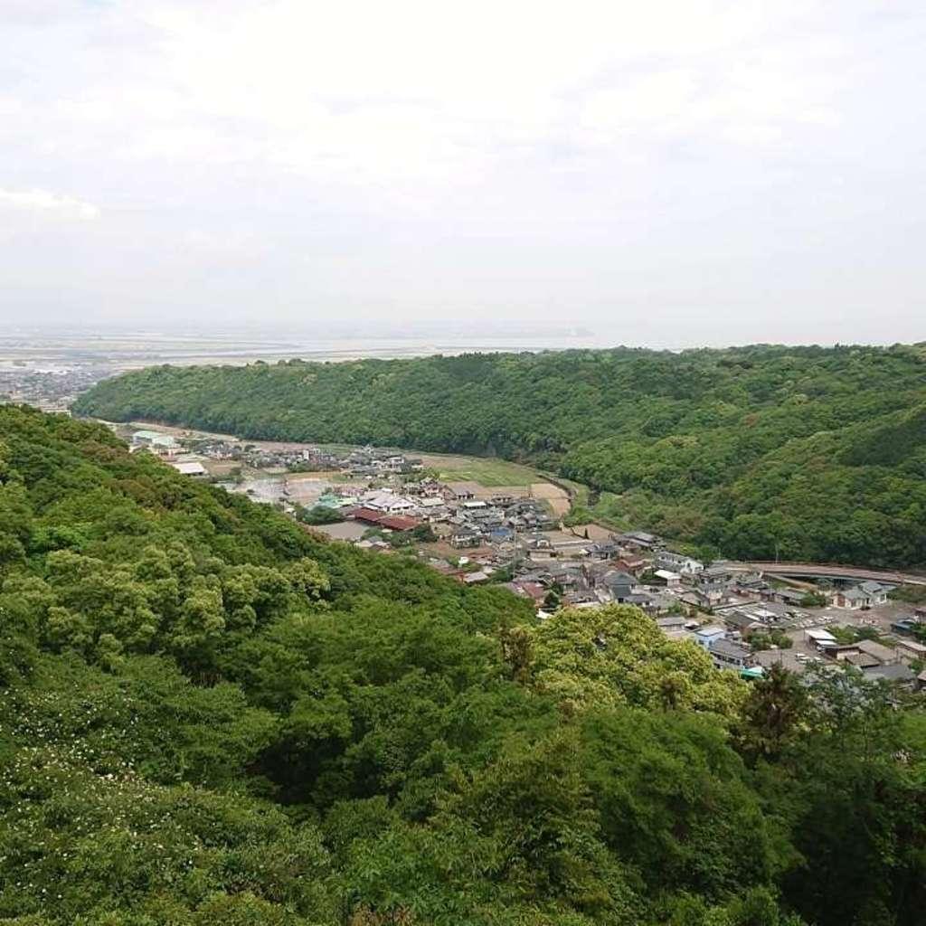 祐徳稲荷神社の景色