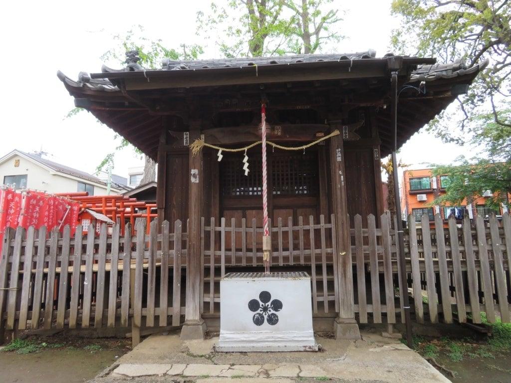 打越天神北野神社(東京都中野駅)