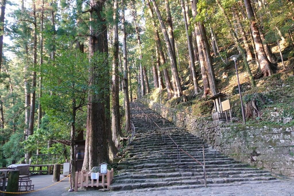 飛瀧神社(和歌山県那智駅)