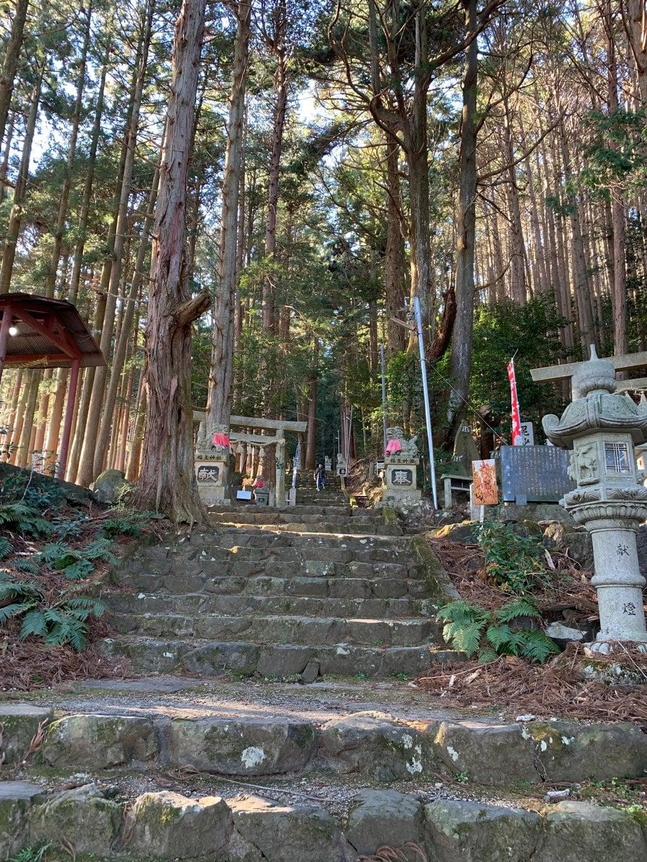 福王神社(三重県丹生川駅)