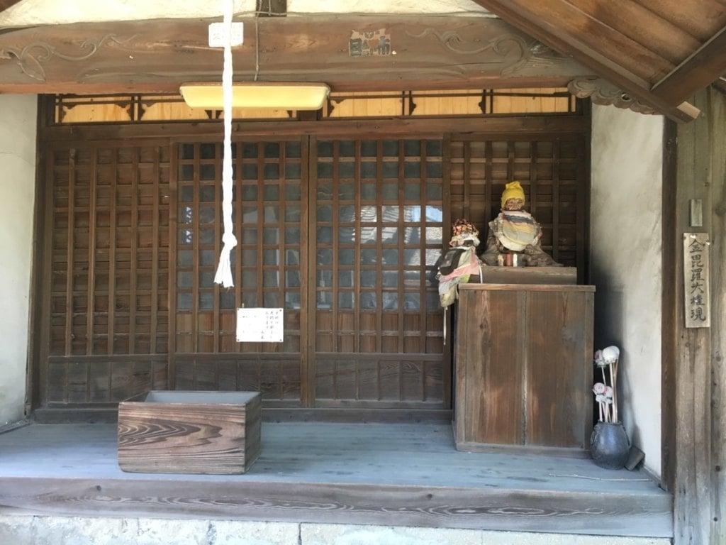 宝全寺の本殿