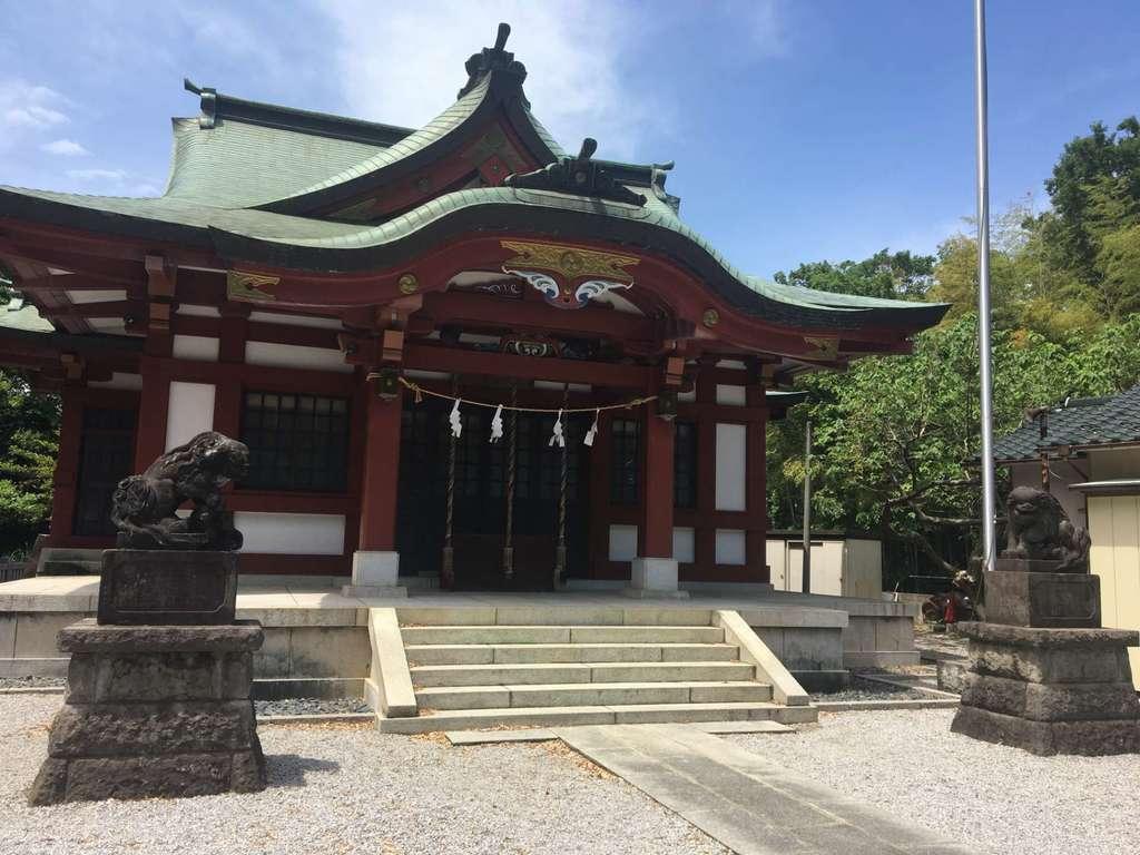 諏訪神社 (横浜市港北区綱島東)