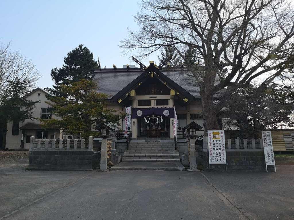 豊平神社(北海道)