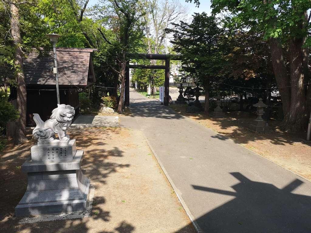 月寒神社(北海道)
