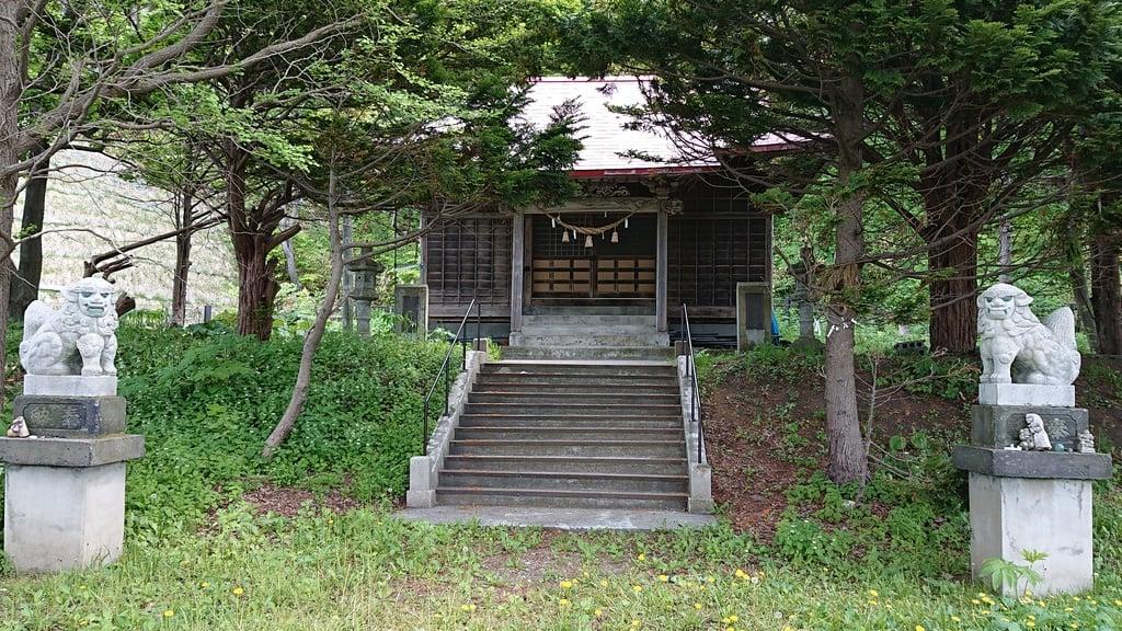 蘭島神社(北海道)