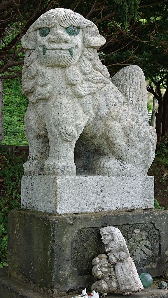 蘭島神社のその他