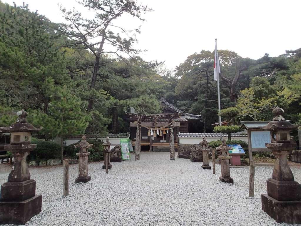 和多都美神社の建物その他