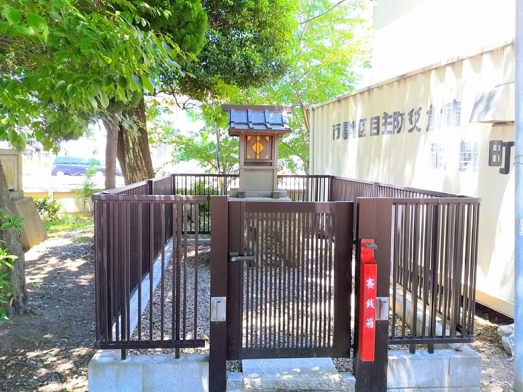 神宮社の末社