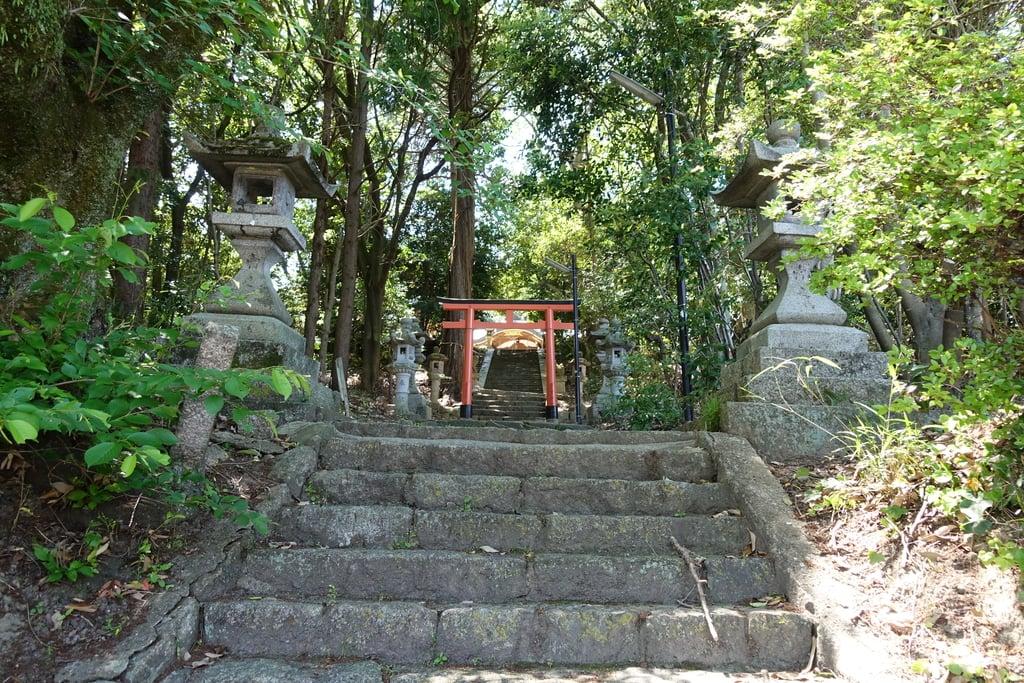 幣羅坂神社のその他建物(京都府木津駅)