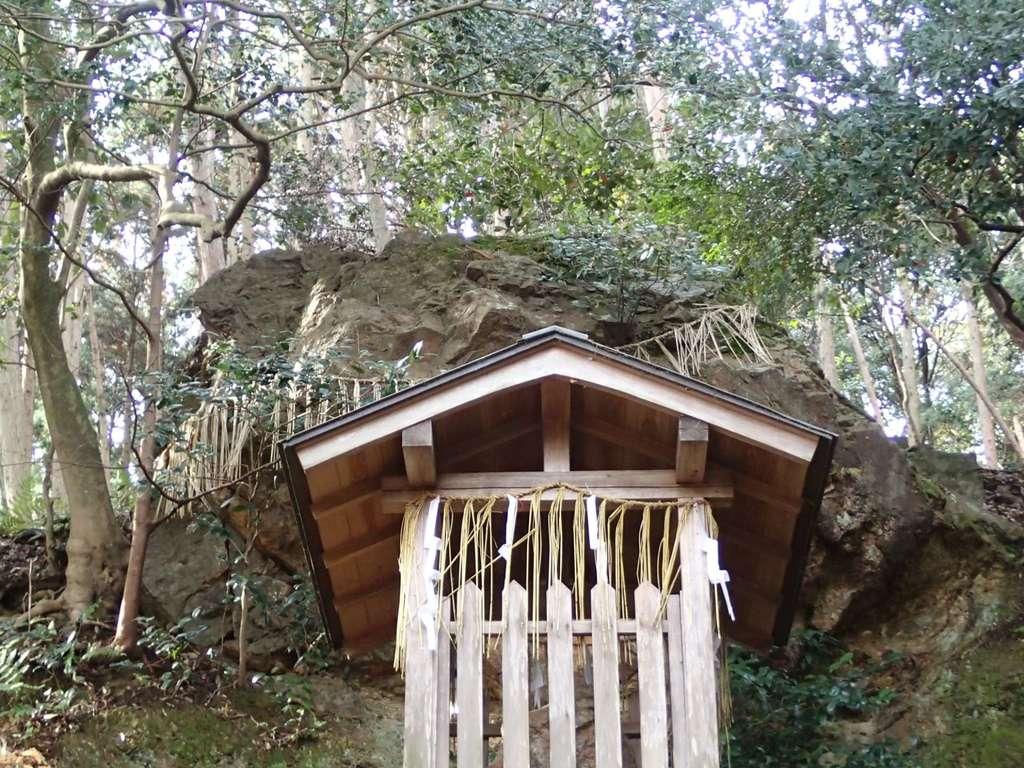 山住神社(石座神社旧地・石座神社御旅所)の建物その他