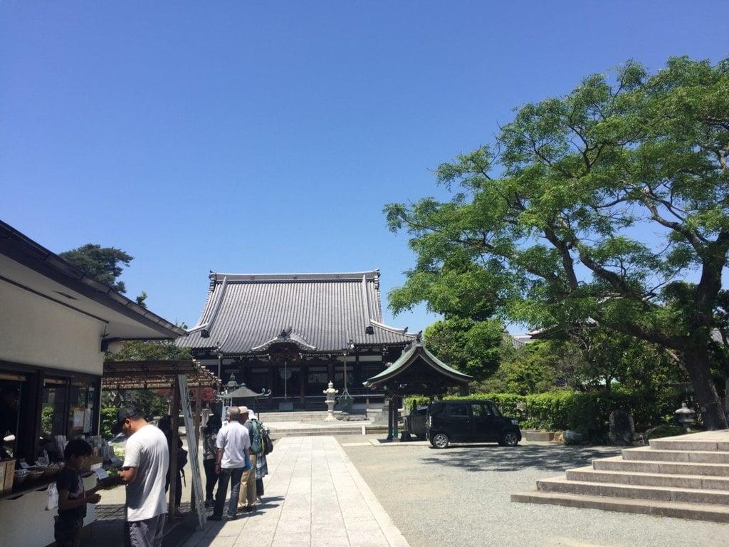 本覚寺の本殿