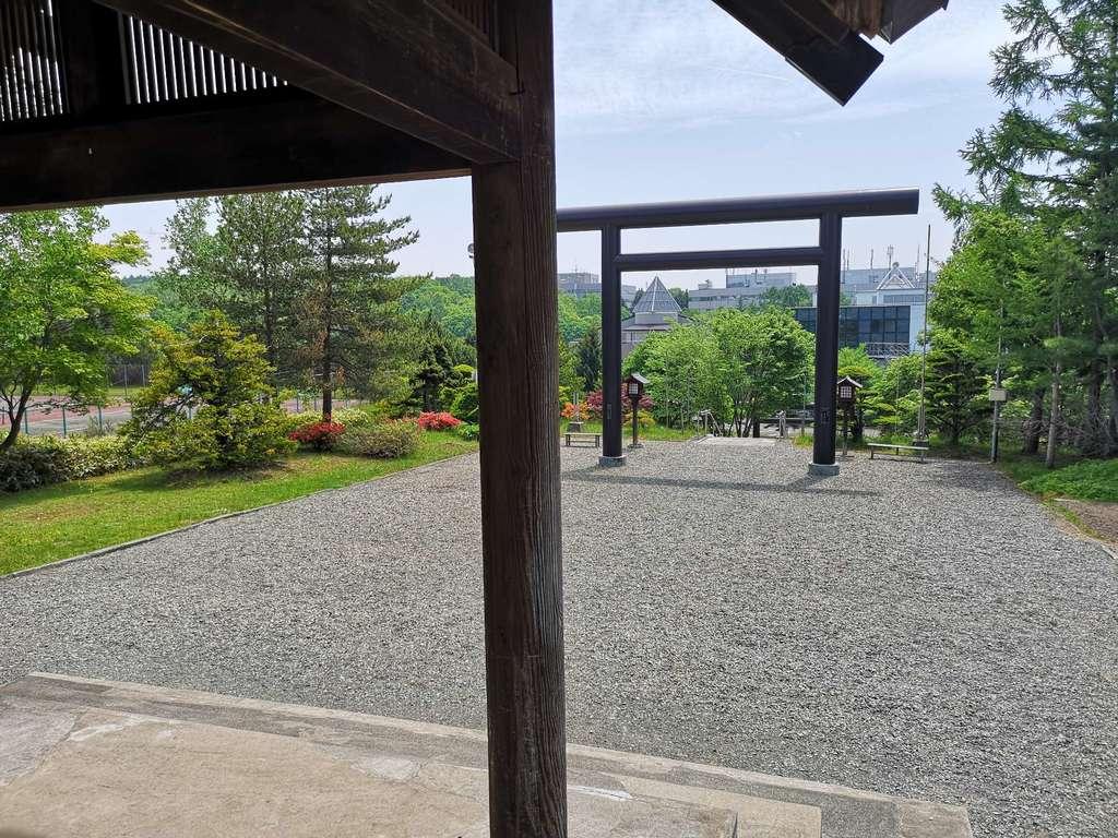 澄丘神社の建物その他