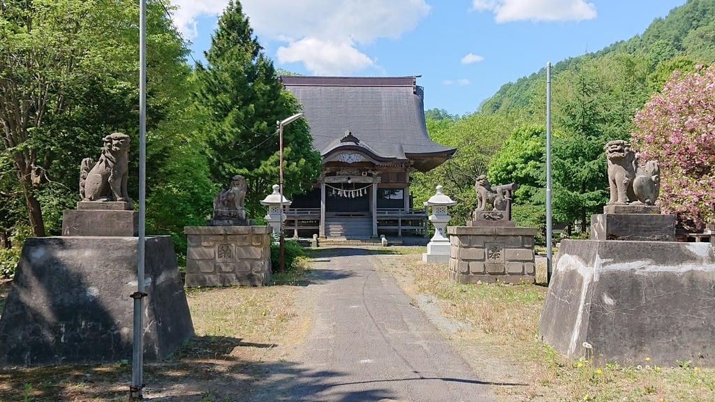 美国神社の建物その他