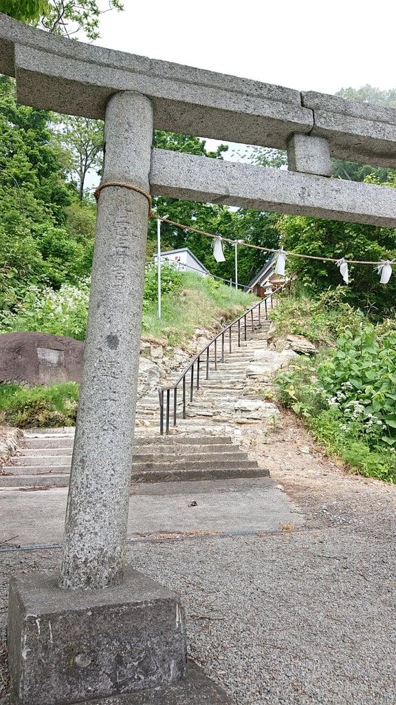 嚴島神社の鳥居