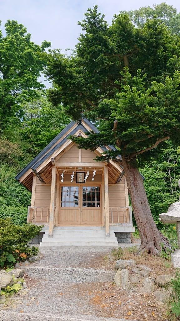 嚴島神社(北海道)