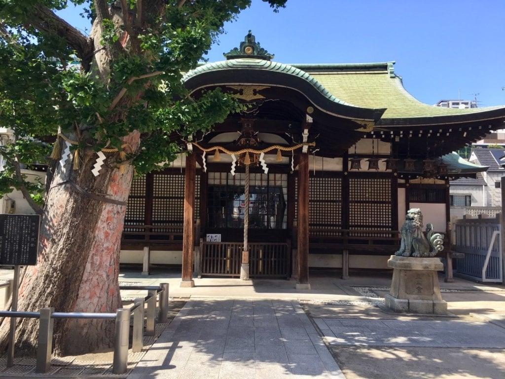 五條宮の本殿